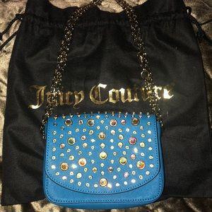 Mini bedazzled/rhinestone purse